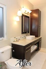 cheap bathroom makeover.  Makeover Master AfterJPG To Cheap Bathroom Makeover