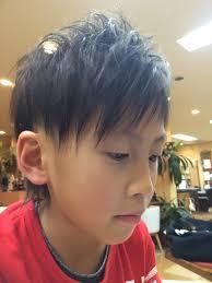 小学生 髪型 男の子 ツーブロック