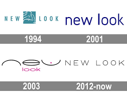 Our website offers free shipping for online purchases. New Look Logo Evolution History And Meaning