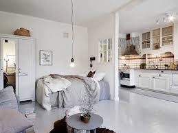 Full Studio Apartment Here Modern Vintage Interior Bed - Vintage studio apartment design