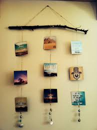 Small Picture Photo Craft Ideas Boho Decoration and Room