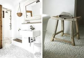 I Design, You decide: Pebble Tile for the Mountain Fixer-Upper ...