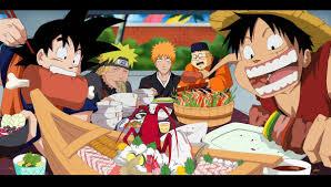 Fans de One piece,Naruto,Bleach y Dragon Ball - Home