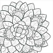 Free Flower Coloring Pages Spring Activities Shets Sheets For Boys