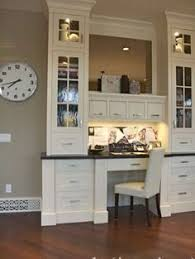 Desk In Kitchen Modest On With Gorgeous Design Ideas And Decor 16