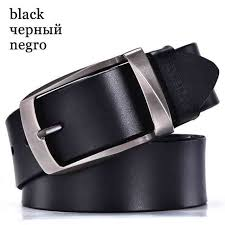 men high quality genuine leather belt man fashion strap male cowhide belts for men jeans cow leather