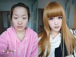 what do you think of nini s makeup too good or too much