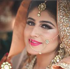 bridal makeup pic
