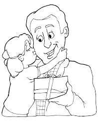 Small Picture Fathers Day Coloring Pages GetColoringPagescom