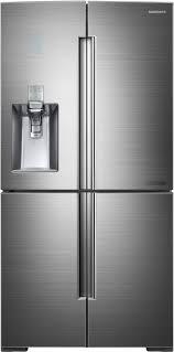 samsung tv refrigerator. samsung rf34h9960s4 36 inch 4-door french door refrigerator with 34.3 cu. ft. capacity, 4 spillproof glass shelves, gallon storage, flex, tv