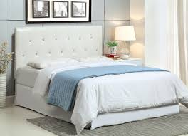 basteena tufted acrylic accent fullqueen headboard acrylic bedroom furniture