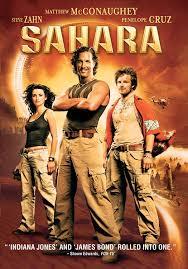 Amazon Sahara 2005 Matthew McConaughey Steve Zahn.