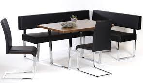 corner dining set with leather bench. telsa black leather resize large corner dining set with bench k