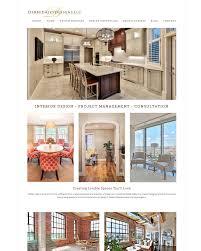 How To Make Portfolio For Interior Designer Squarespace Website Design For Debbe Daley Designs
