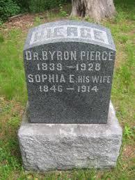 Dr Byron Pierce (1839-1928) - Find A Grave Memorial