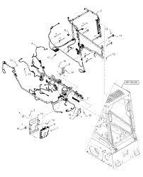 Sr200 case wiring harness