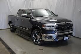 New 2019 RAM All-New 1500 Limited Crew Cab in Schaumburg #190830 ...