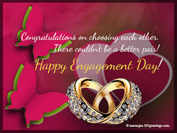 happy-engagement-greetings Messages, Greetings and Wishes ...
