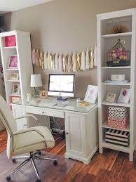 creative office desks. pretty organized creative office are all things makeover wwwallthingsprettyblog desks d