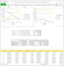 Amortization Calculator Excel Beauteous Loan Calculator Template Tatilvillamco