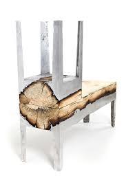 furniture design table. Wood-casting-aluminum-furniture-hilla-shamia-7 Furniture Design Table