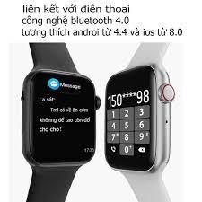CHÍNH HÃNG] Đồng Hồ Thông Minh Watch 6 W26 Chống Nước chuẩn Ip 68 Kết Nối  Qua Bluetooth - Đồng Hồ Thông Minh
