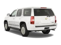 2008 Chevrolet Tahoe Hybrid - Information and photos - ZombieDrive