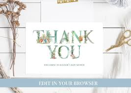 Peter Rabbit Design Peter Rabbit Letters Thank You Card