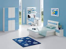 Light Blue Bedroom Bedroom Fabulous Baby Bedroom Design With Modern Two Tone Blue