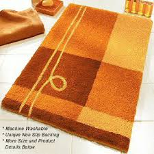 lovely extra large contour bath rug contemporary bright colored bath rugs in extra large sizes vita