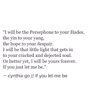 If You Let Me Be ʀᴇʟᴀᴛɪᴏɴ A Cold Broken Hallelujah
