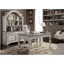 Home office set Desk Liberty Furniture Industries Inc Magnolia Manor 244hoj3dh Pc Home Office Ak Nahas Home Office Home Office Sets At A K Nahas Appliance Furniture