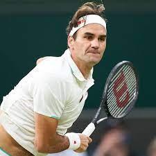 Roger Federer falls in straight sets in ...