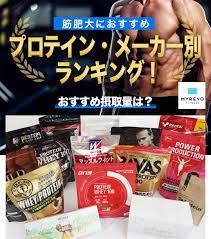 プロテイン タンパク質 多い