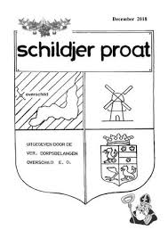 Schildjer Proat December 2018 By Gert De Vries Issuu