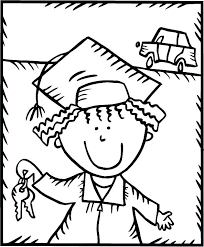 Kindergarten Graduation Coloring Pages Astonishing Coloring Pages For Toddlers Preschool And Kindergarten
