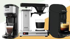Not only do they often reduce the time needed to brew coffee, but they eliminate the need to measure out portions of coffee from larger containers. Best Single Serve Coffee Makers 2021 Cnn Underscored