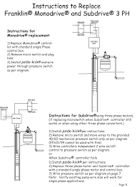 technical information cycle stop valves inc instructions to replace grundfos® cu301 controller