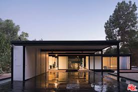 The iconic Case Study House #21 by Pierre Koenig is available for $4.5  million. Photo via Zillow. There's no shortage of desirable midcentury  modern homes ...