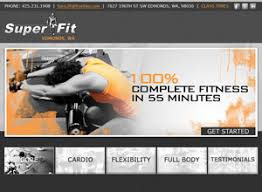 gym website design business website design portfolio ed web design