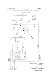 patent us3441826 tachometer feedback circuit for d c motor drawing 3 wire motor control circuit