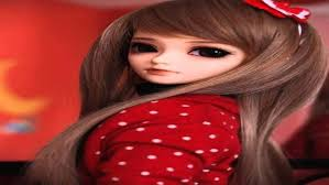 cute doll images for whatsapp dp