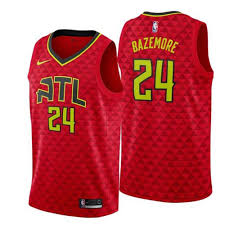 11 Trae Red Hawks - Ruby Basketball Atlanta Shirt Jersey T 2018-2019 Young Plazas-trending|New Orleans Saints