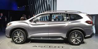 2018 subaru ascent price. Perfect Ascent 2018 Subaru Ascent SUV Concept Image For Subaru Ascent Price U