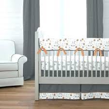 deer nursery bedding cribs country bedroom toy bag race car teal chevron erfly crib head baby