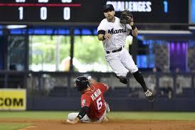Miami Marlins Depth Chart Washington Nationals 11 Game Win Streak Vs Marlins Ends