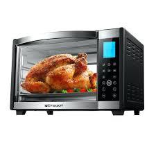 terrific countertop rotisserie oven countertop nutrichef pkrt16bk vertical countertop rotisserie rotating oven