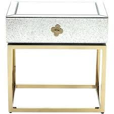 small gold accent table gold accent table bedside accent table gold round nightstand target side table