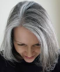 Long Silver Hair Styles 1000 Images About Grey On Pinterest Gray