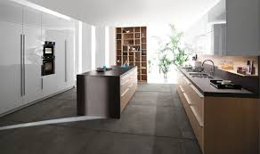 Kitchen Floor Stone Tiles Gray Tile Floor Kitchen